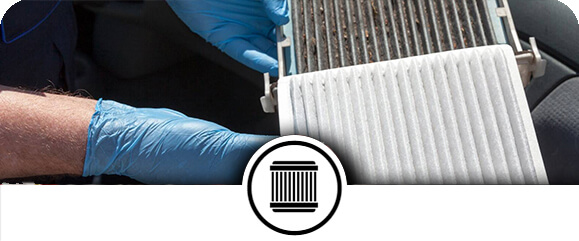 Engine Air Filter Replacement and Cabin Air Filter Replacement Services