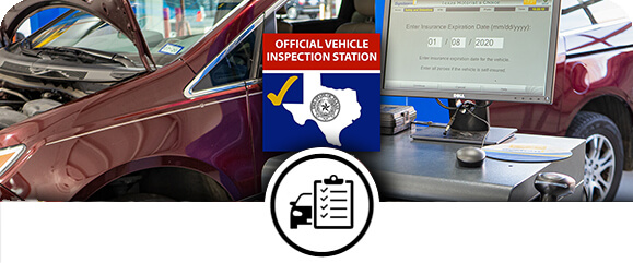 Texas Vehicle State Inspections in Plano & Wylie