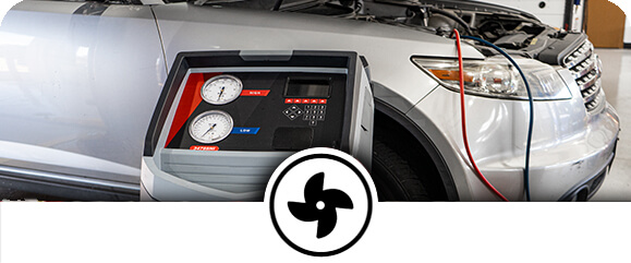 Vehicle A/C Repair Service in Plano & Wylie, Texas