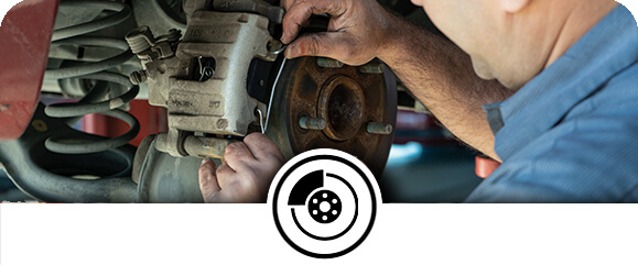 Vehicle Brake Pads, Discs, and Rotors Service in Plano & Wylie Texas