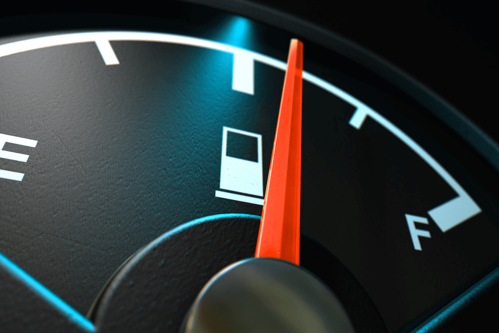 Low Tire Pressure Affects Gas Mileage