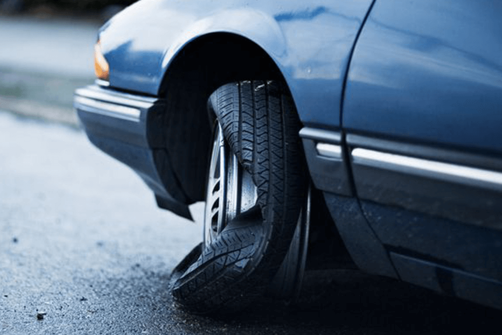 Dangers of Low Tire Pressure