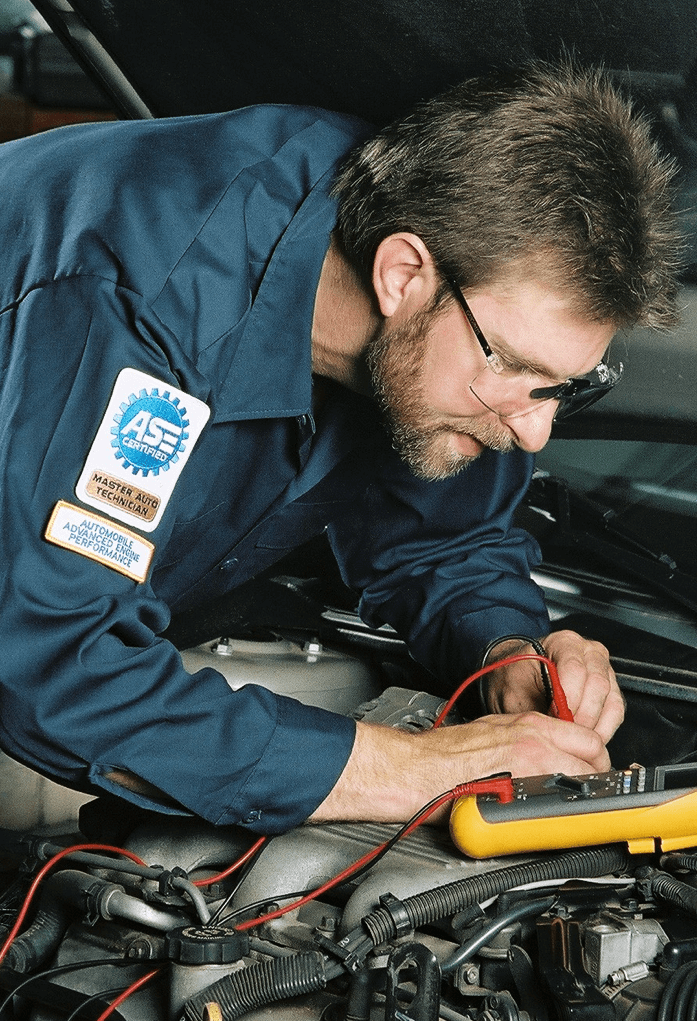 Why Choose an ASE-Certified Mechanic?